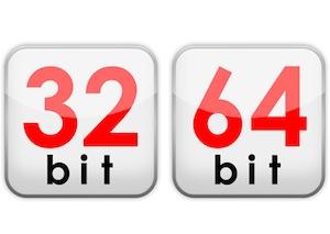 32 or 64 bit