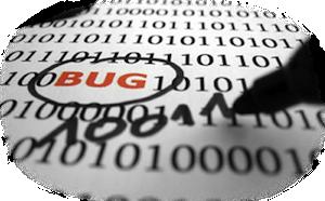 source code bug