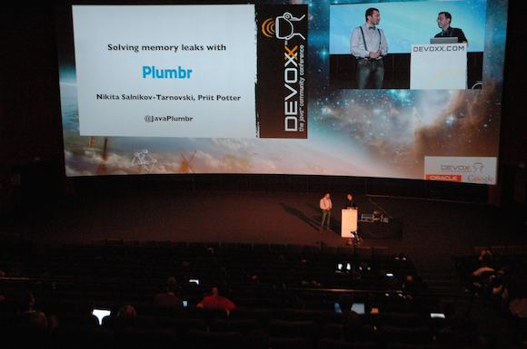 devoxx java memory leak presentation