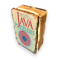 Java puzzle solution