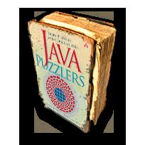 Java puzzle solution