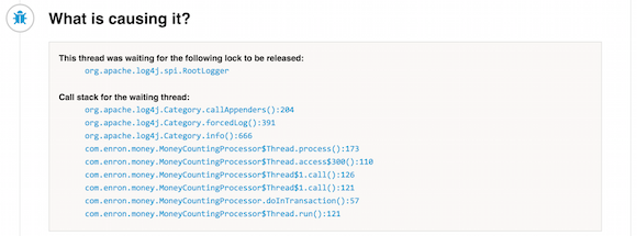 java thread lock