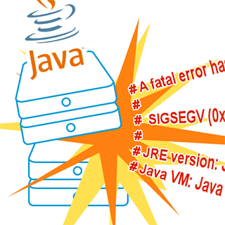 JVM crash logs